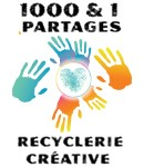 1000 & 1 partages Recyclerie Cr�ative